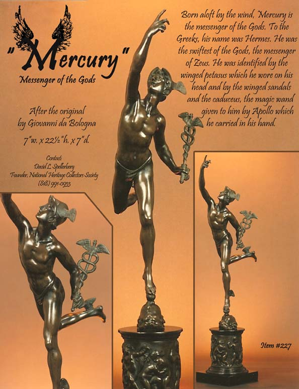 an analysis of the mercury sculpture by giovanni da bologna Search the world's information, including webpages, images, videos and more google has many special features to help you find exactly what you're looking for.
