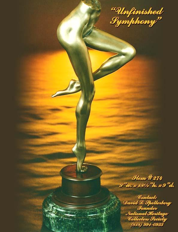 Great American Bronze Works, Inc. - Sculptures ...